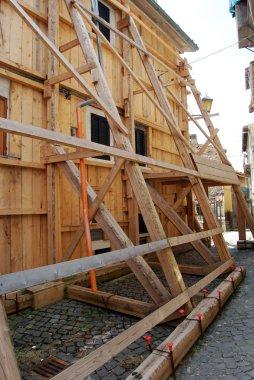The earthquake in the city of L'Aquila - Abruzzo - Italy 014