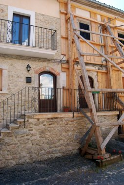 The earthquake in the city of L'Aquila - Abruzzo - Italy 019