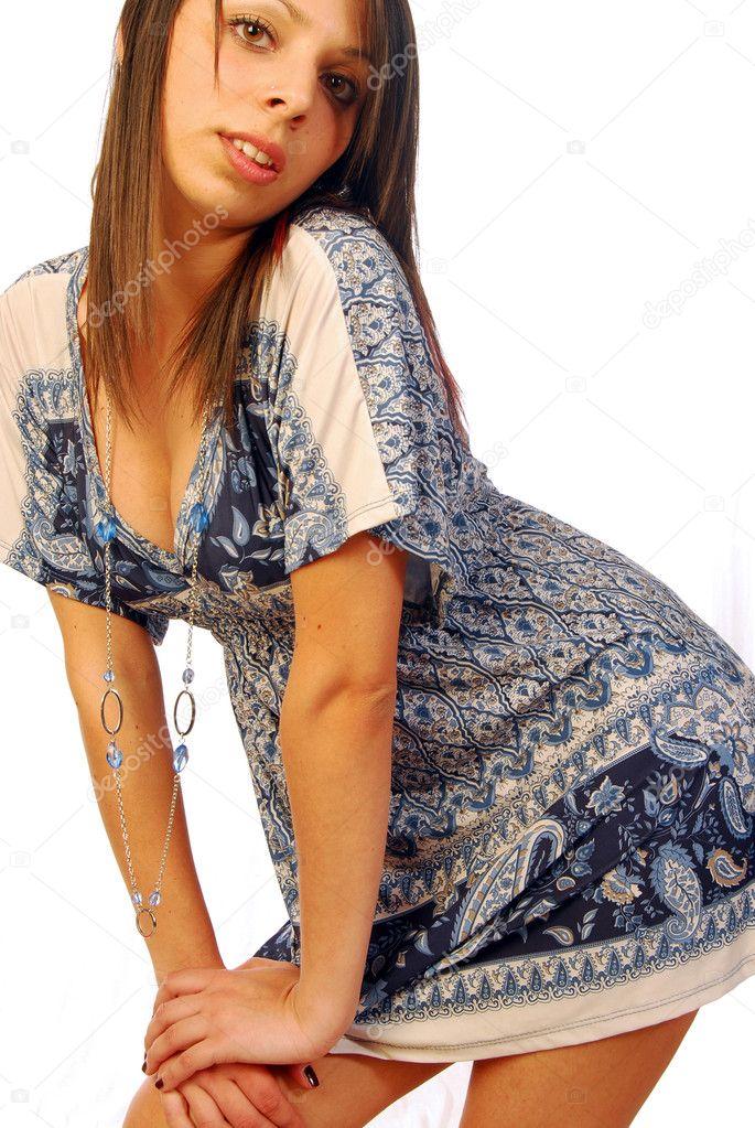 5cb2b27807db L abito di questa bellissima donna ci dice che l estate sta arrivando —  Foto di ...