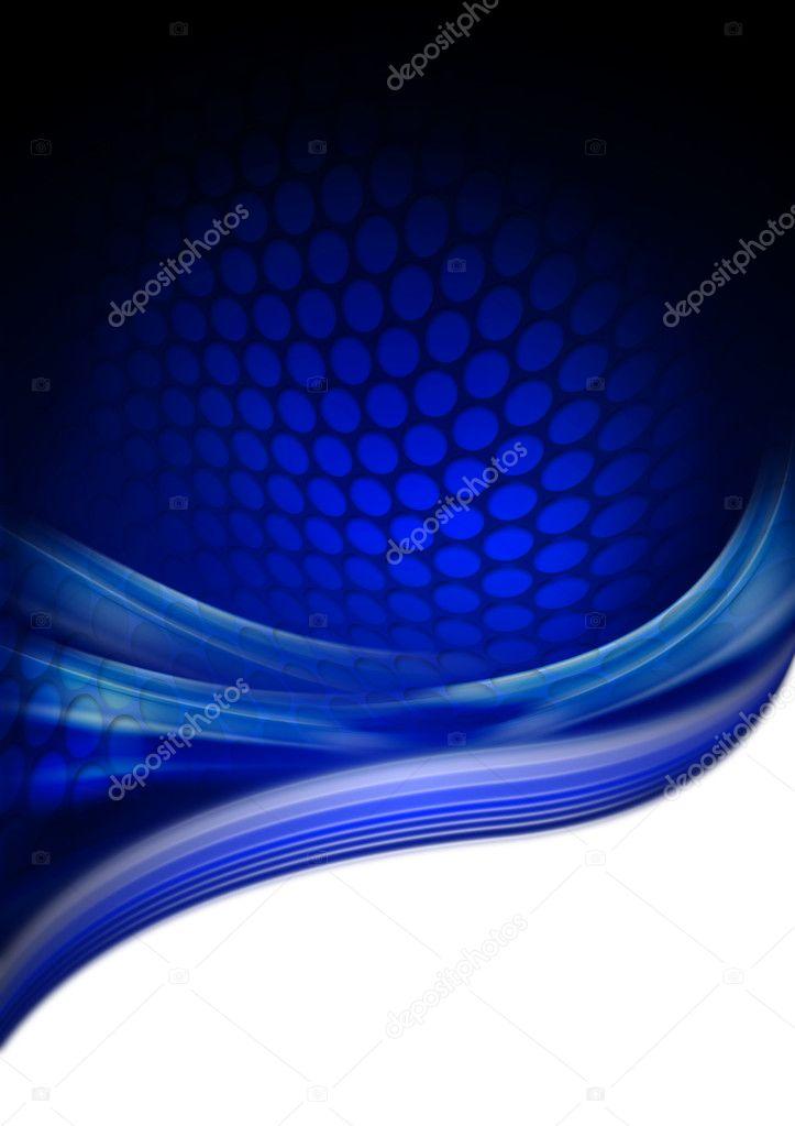 Immagini Sfondi Neri E Blu Sfondo Nero E Blu Foto Stock