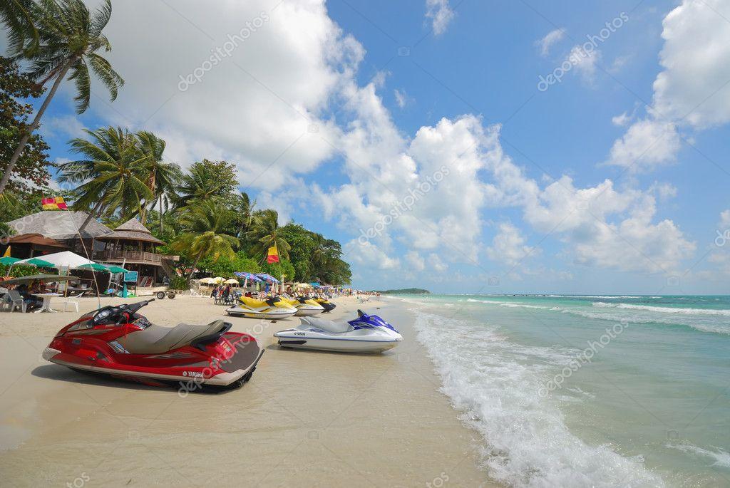 Phuket beach view