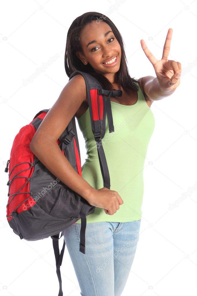 adolescente negra