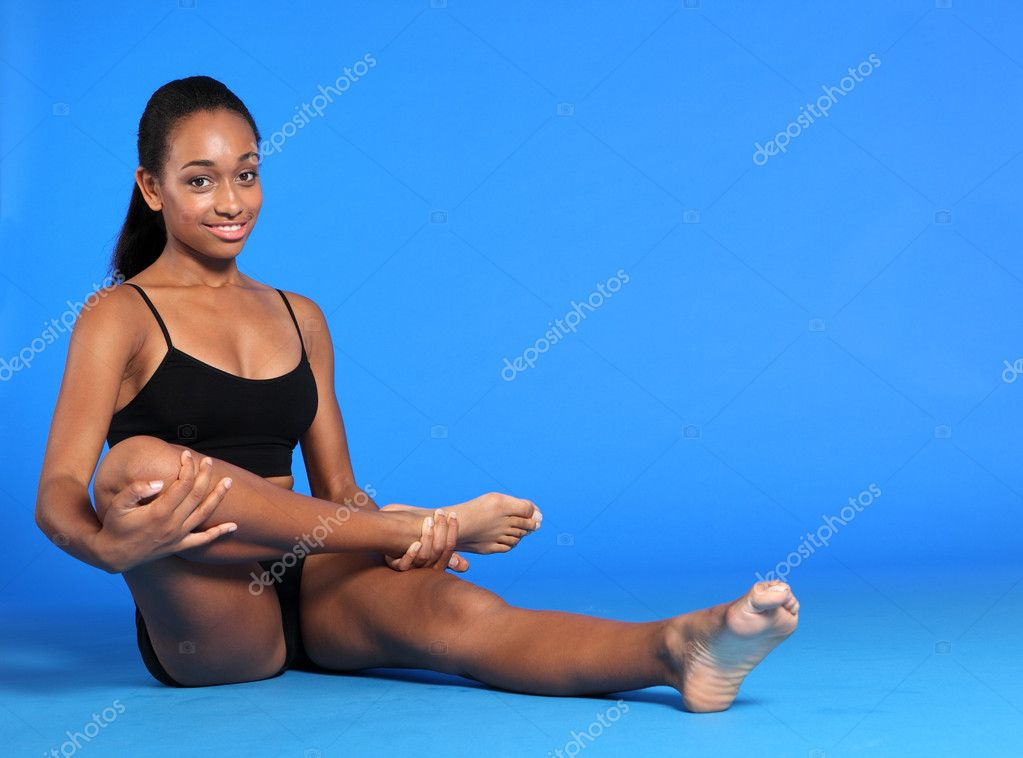 босые африканки фото - 5