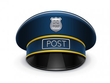Postman peaked cap