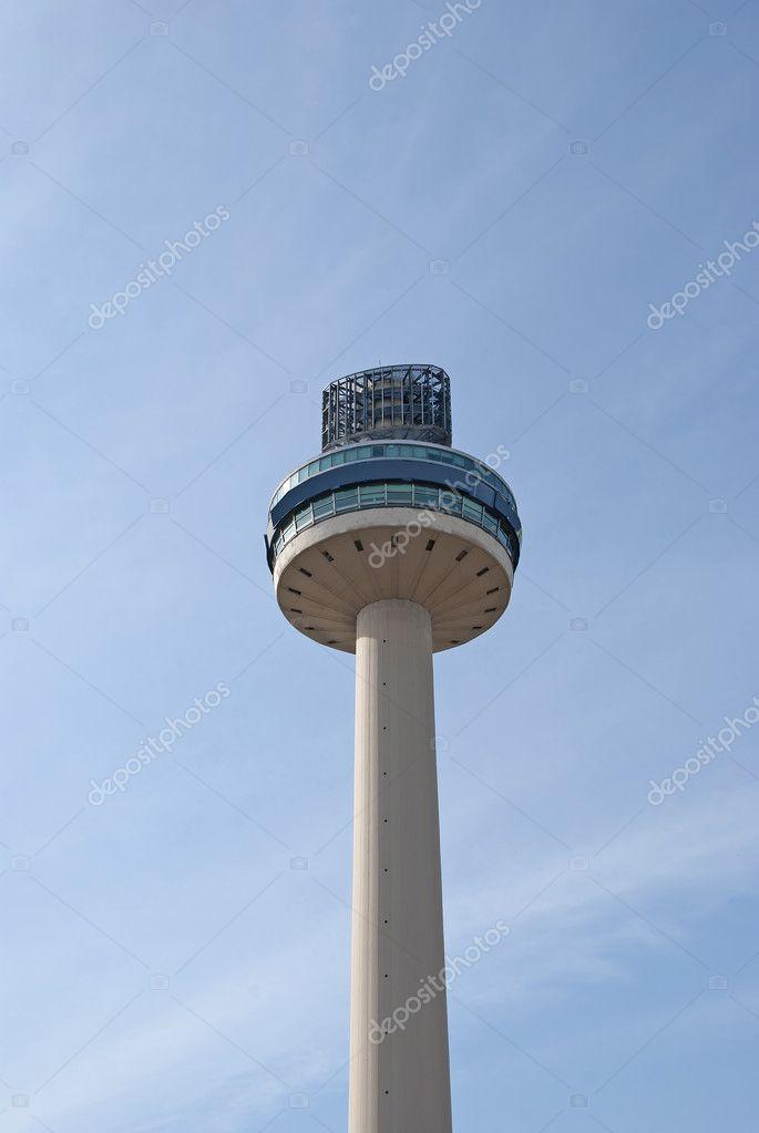 Radio Station Tower — Stock Photo © d40xboy #6841605