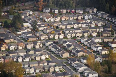 Sunshine on Small Suburban Development