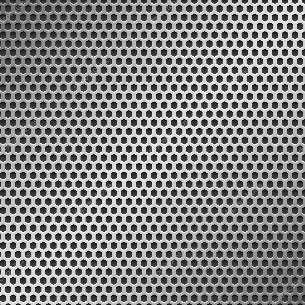 Perforated Metal Pattern Stock Vector 169 Solid Istanbul