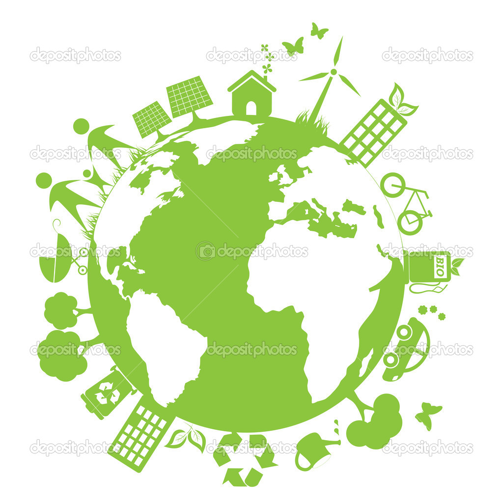 what is green environment pdf