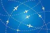 Repülőgépek légi navigáció