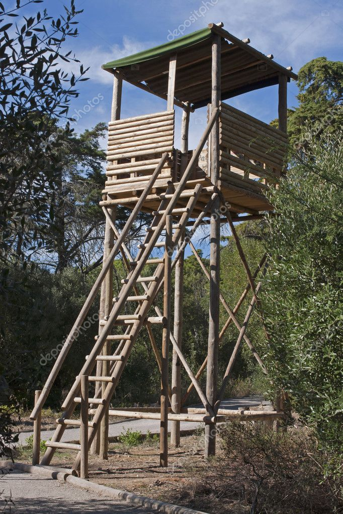 Watch Wooden Tower
