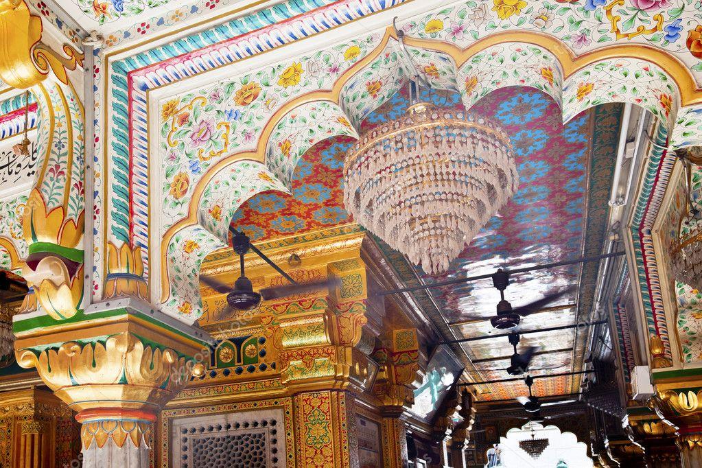 La moschea complessi mosaici disegni nizamuddin ind for Disegni di interni