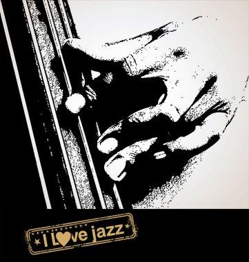 I love jazz - background