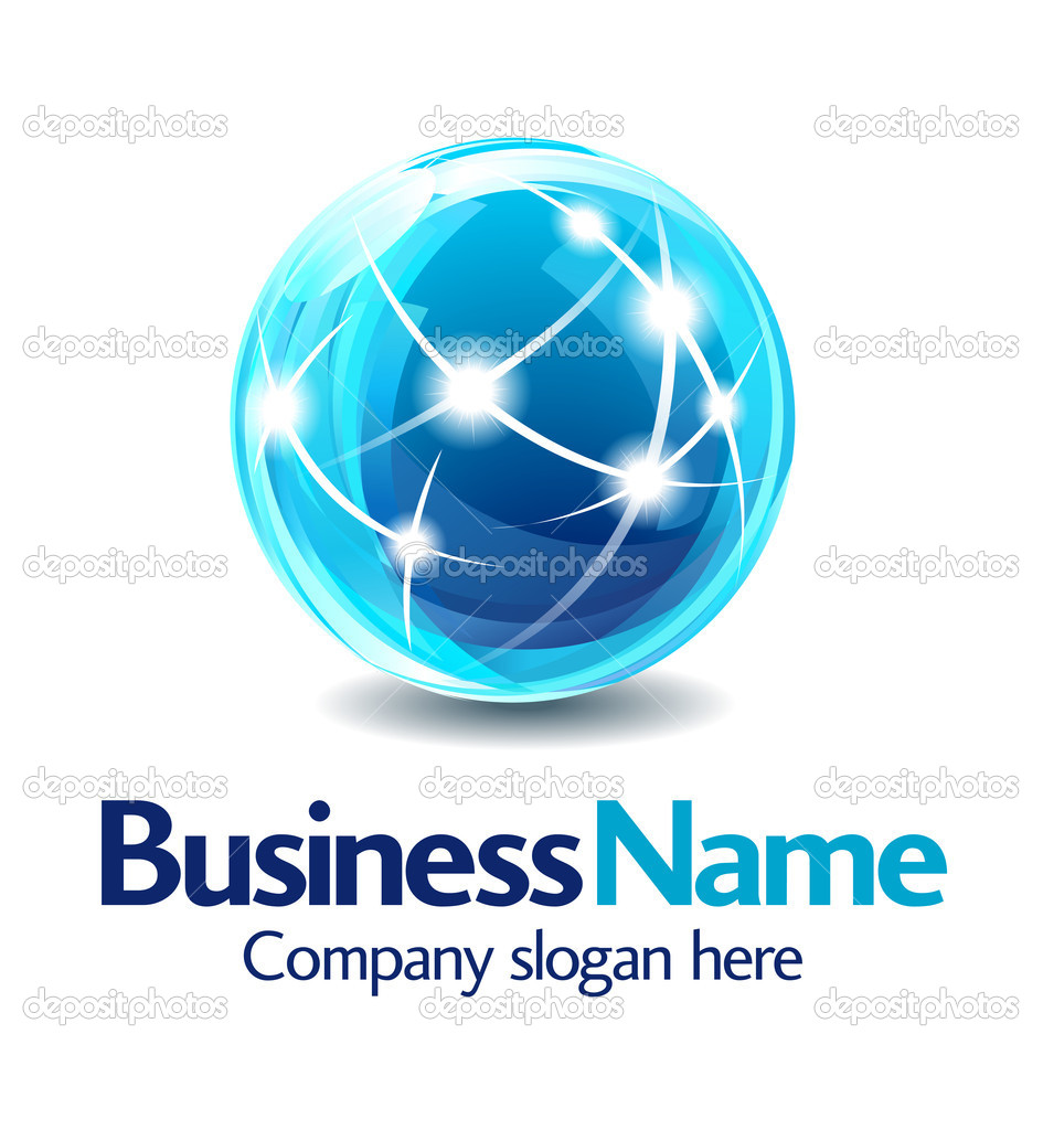 Business logo design 3d stock vector fenton 7358716 for Designing company