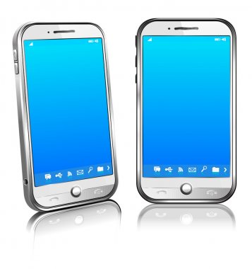 Cell Smart Mobile Phone Whit 3D and 2D
