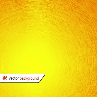 Sun background for your design. Vector illustration
