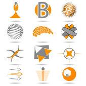 vektorové logo společnosti pro návrh