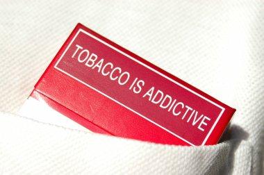 Cigarettes danger