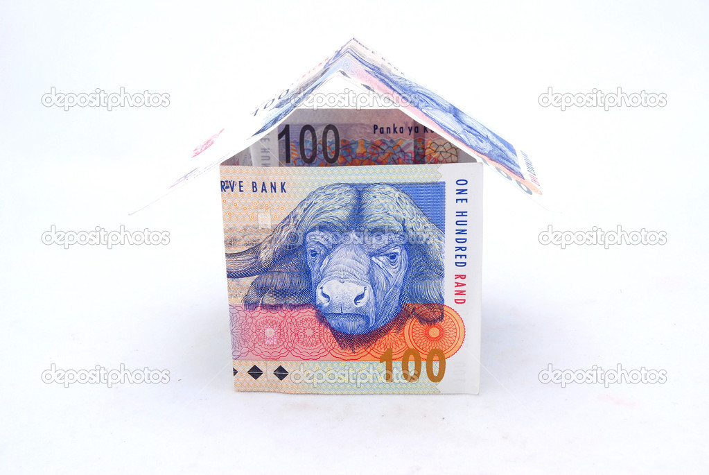 Money House South Africa Stock Photo C Ankevanwyk 7003128