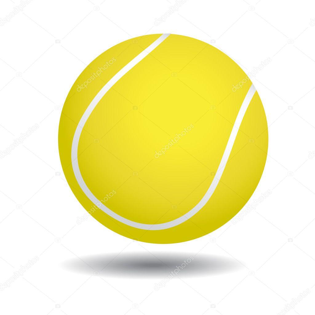 Tenis pelota stock de ilustracion ilustracion libre de stock de - Pelota De Tenis Vector De Stock 6997319 Ilustraci N