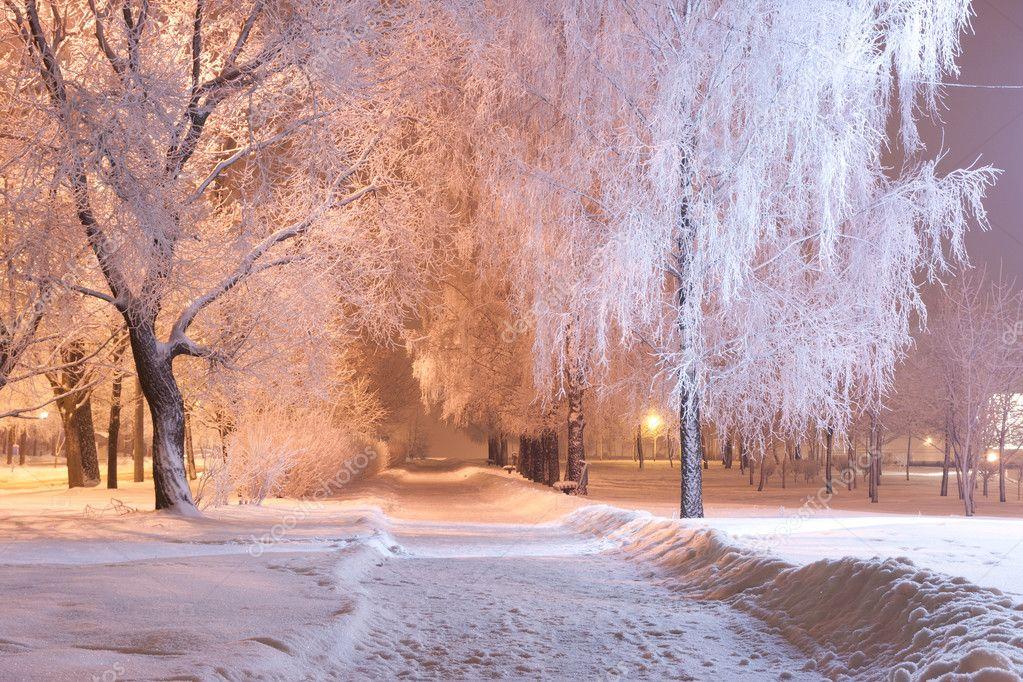 Скачать Красивые Зимние Обои