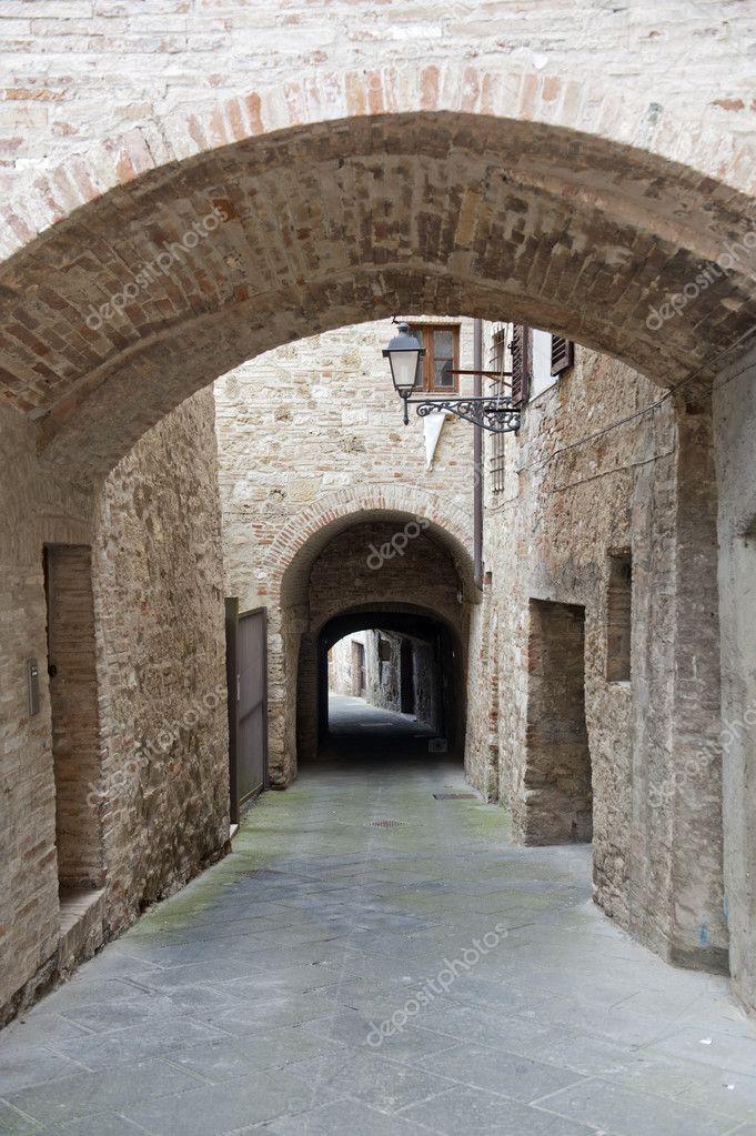 Colle di Val dElsa (Siena, Tuscany) — Stock Photo © clodio #7671376