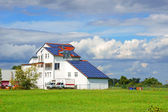 solární technologie