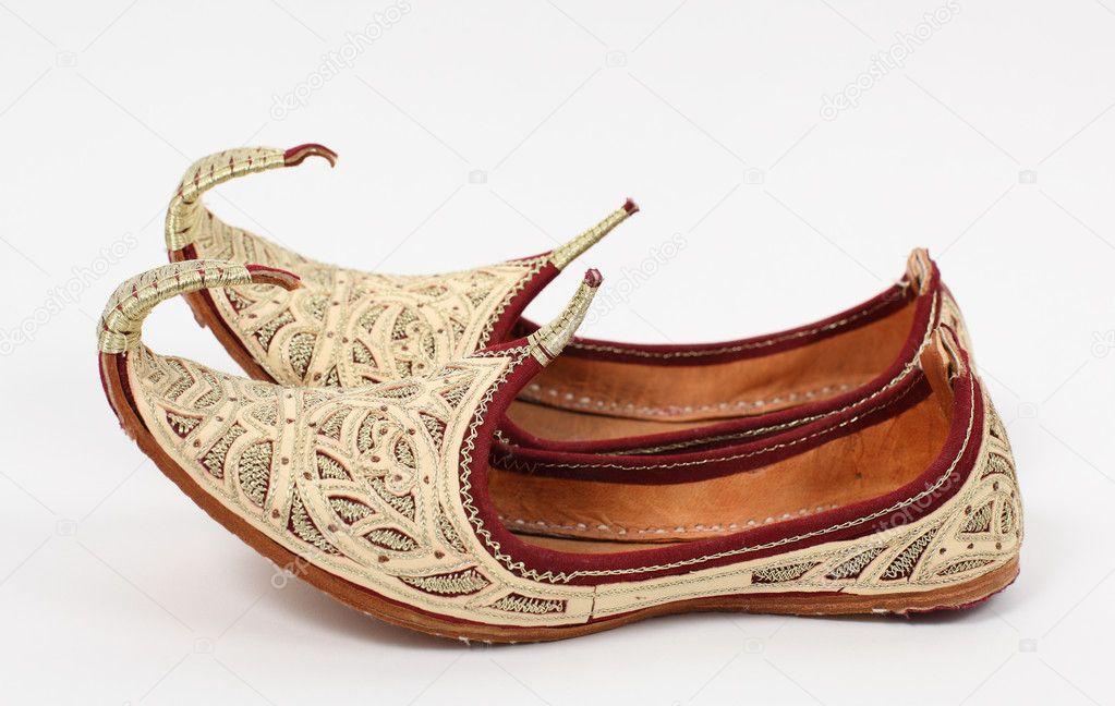 scarpe arabe uomo