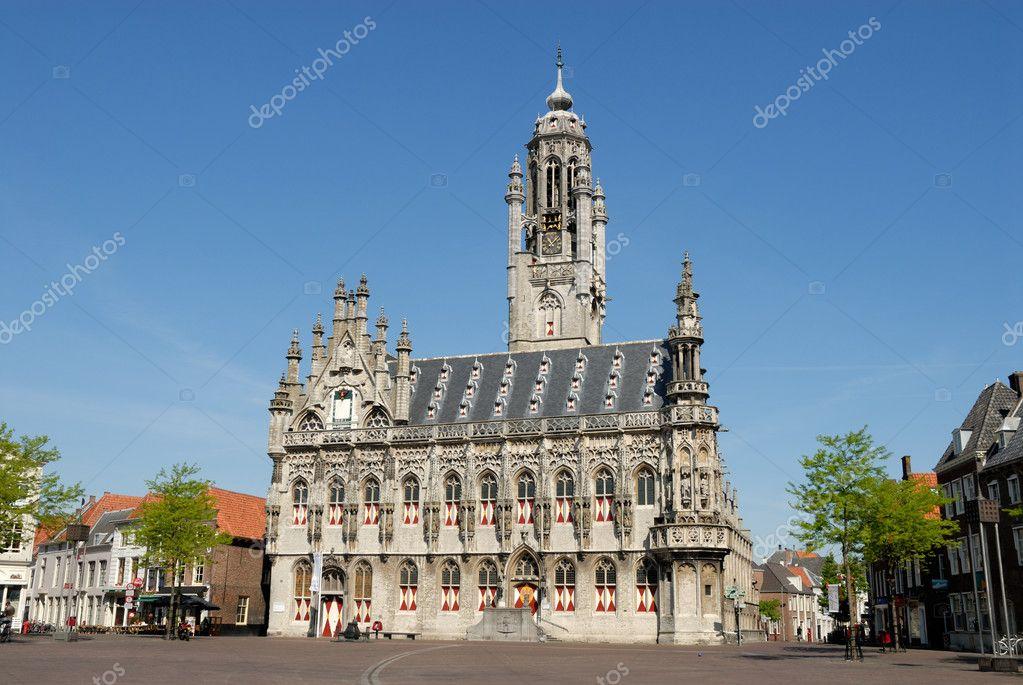 middelburg holland city hall of photo by philipus nightlife