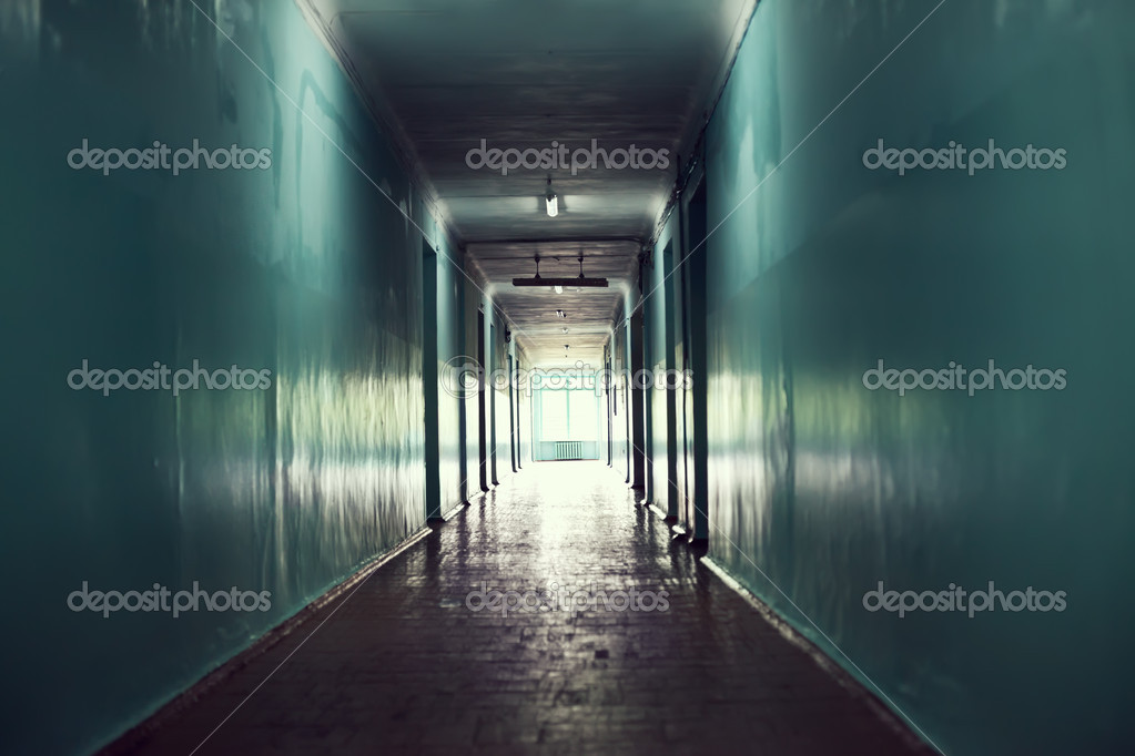 corridor #hashtag