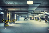 Fotografie Underground parking