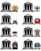 Ikona veřejných služeb