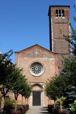 Saint Celso church, Milan