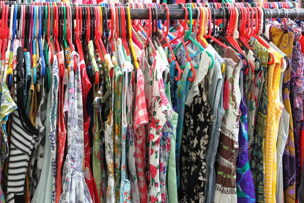 Жіночий одяг — Стокове фото — Група © alessandro0770  7247290 fd0fda6cc80bc