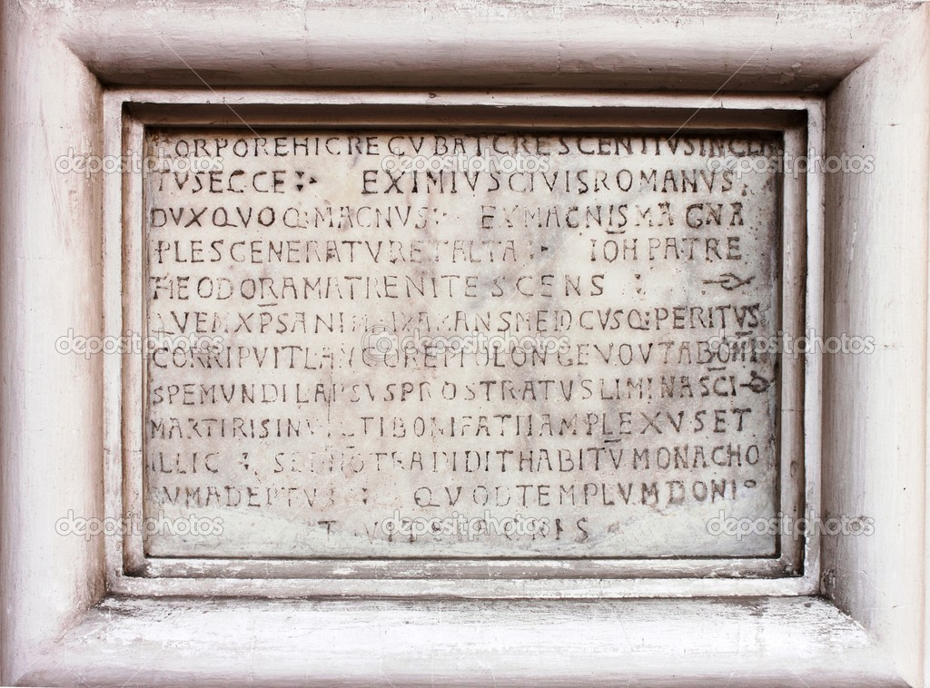 Women Writing Latin