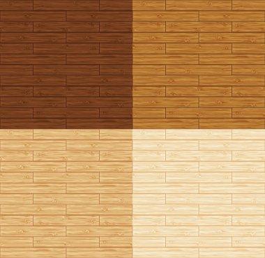 Seamless Wood Floor