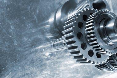 Aerospace gear parts