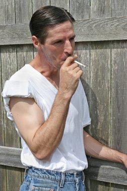 Smoking Man - Inhale