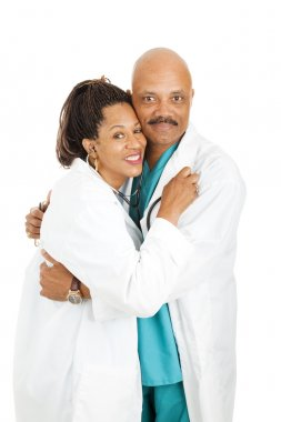 Doctors Having Office Romance