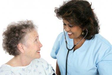 Caring Medical Professional