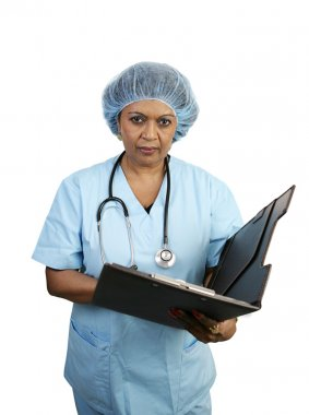 Surgical Nurse - Serious