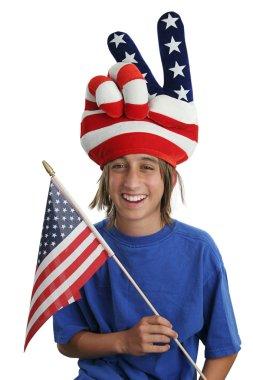 USA Patriot Boy