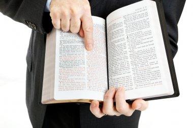 Businessman or Minister - John 3:16