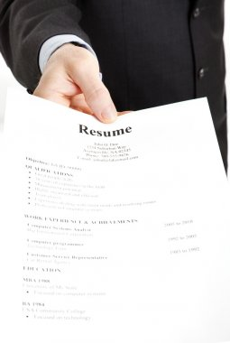 Job Search - Resume