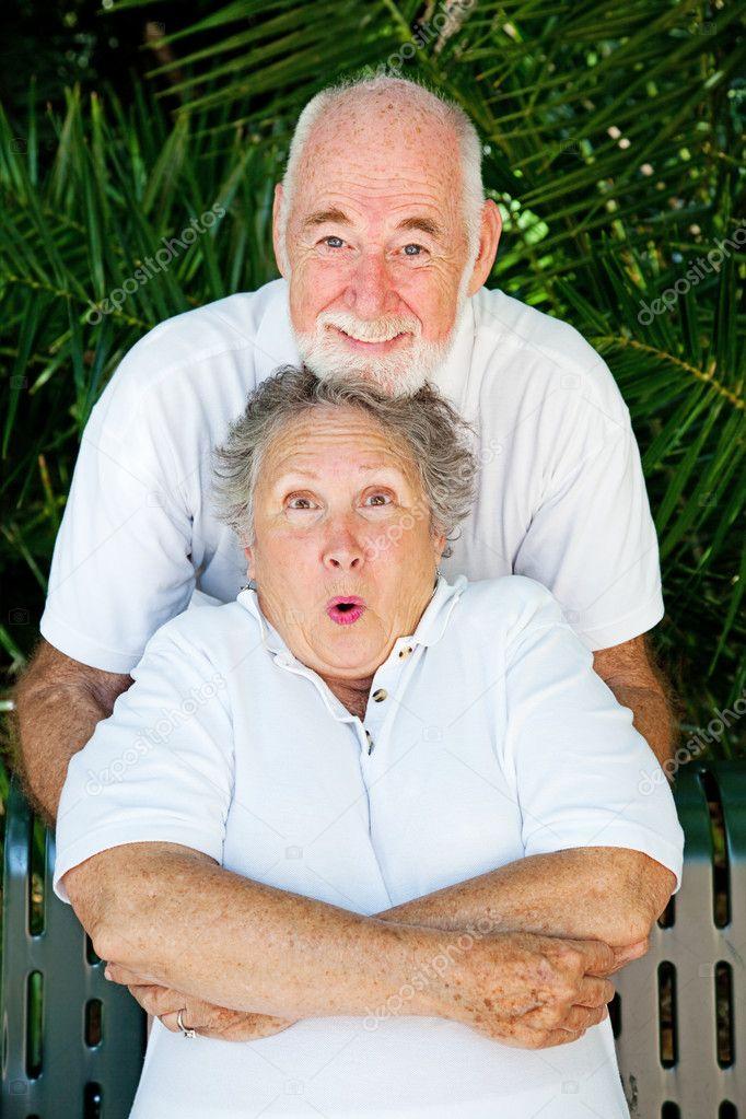 Playful Couple - Tickling