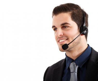 Friendly phone operator