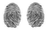 Fotografia due impronte
