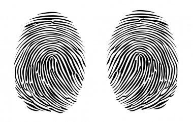 Two fingerprints