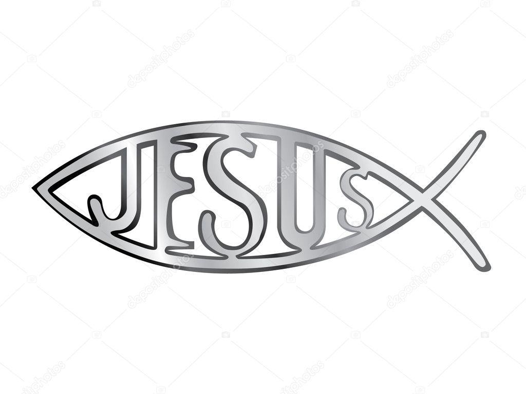 Christian Fish Stock Vector I3alda 6822327