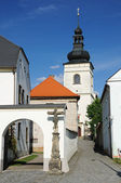 Správa farnosti a kostela v svitavy