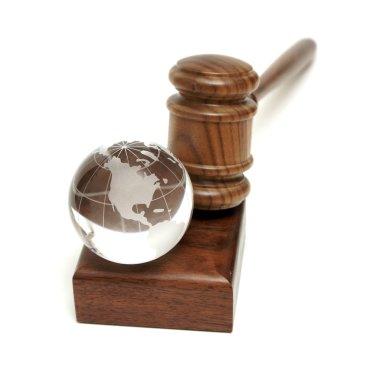 Globe and Gavel